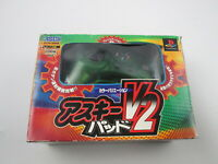 Ascii Grip V2 Controller Pad Playstation PS Japan Ver Play Station