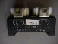VOLKSWAGEN TRANSPORTER T4 CARAVELLE RADIATOR COOLING FAN RELAY 701919506