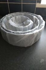 Professional Round Baking Tins Wedding/ Birthday Cakes New Set Of 3