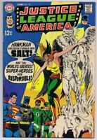 Justice League of America #72 ORIGINAL Vintage 1969 DC Comics