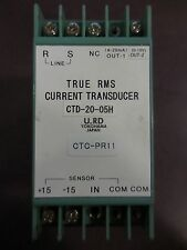 True RMS Current Transducer CTD-20-05H, CTC-PR11