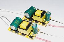 2PCS LED  300mA DIY 4W-7W AC 85-265V LED Power Driver Supply 4-7x1W New A285