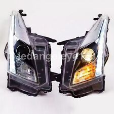 LED Headlights For Cadillac ATS LED Head Lamps 2014-2016 year Black Housing LD