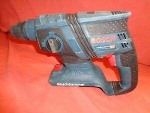 Bosch SDS Drill GBH 36 V-Li compact professional Drill  body only