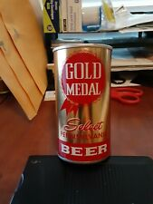 Gold Metal Select Beer Pull Top Can-Very Nice-