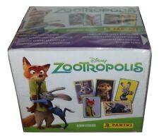 Zootopia Zootropolis Disney Box 50 Packs Stickers Panini