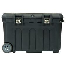 Stanley Lockable Portable Tool Box w/ Wheels Job Chest Toolbox Storage Cabinet