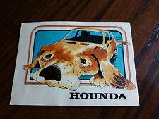 HONDA Civic RS CRX SI Accord 1973 1974 1975 1976 1977 1978 1979 trading card