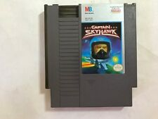 Captain Skyhawk (NES Nintendo Entertainment System, 1989) DOES NOT WORK