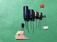 Marantz 1030 Power Supply Capacitor Upgrade Set High-Quality Amplifier Recap Kit