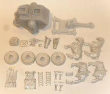 Gun Carriage Battle Engine Khador Warmachine PIP 33077 NIB