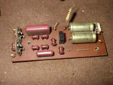 Dynacord Eminent Gleichrichter-Platine , Potiknöpfe, Elkos, diverse Ersatzteile