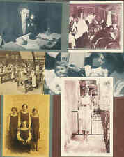 Yesterdays Britain 6 Nostalgia Postcards scenes from 1925-1945 See Desc: A42