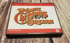 Time Life Music The Family Christmas Collection CD Set - 4 Disc Set Rare