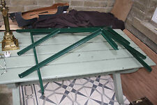 huge canopy for doorway ART DECO ERA  RESTORED  ONLY TO  GLAZE -  MUST COLLECT