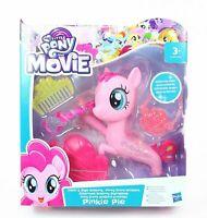 My Little Pony The Movie Glitter & Style Seapony Pinkie Pie Figure Playset