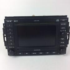 Dodge JEEP CHRYSLER 6 Disc CD DVD Navigation GPS Radio REC 56038646AM OEM
