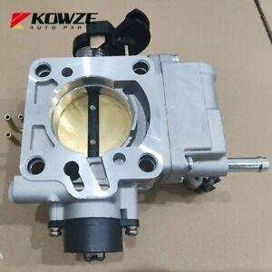 Throttle Body Valve Assy for Mitsubishi Lancer 1.6L 2000-2013 4G18 Engine