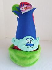 Nwt Dreamworks Trolls The Movie Christmas Holiday Santa Hat New With Tags