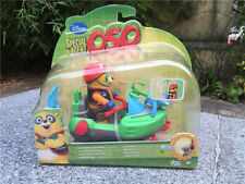 Brand New Disney Special Agent OSO Snowmobile Training Pack By Learning Curve