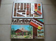 Ancien jeu de construction Bati Bois gege chalet montagne n°3