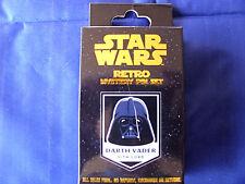 Disney * STAR WARS - RETRO MYSTERY SERIES * New 2-Pin Mystery Box Pins