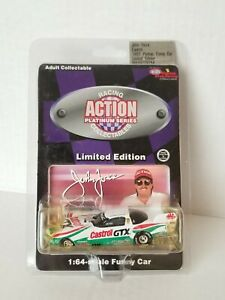 John Force 1997 Action Platinum Series Castrol Pontiac Funny Car 1:64  Diecast