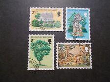 Guernsey 1975 Commemorative Stamps~Victor Hugo~Very Fine Used Set~UK Seller