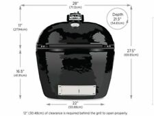Primo Oval XL 400 Ceramic Smoker Grill model #PRM788