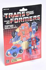 Transformers G1 Autobot GEARS Minibot Action Figure Christmas Gift