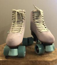Chaya Melrose Roller Skates Quad Lavender Purple 8.5 Women 7.5 Men New