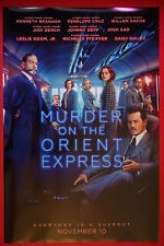 Murder on the Orient Express Movie Picture Poster 24X36 Johnny Depp New
