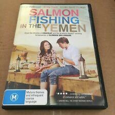 SALMON FISHING IN THE YEMEN DVD