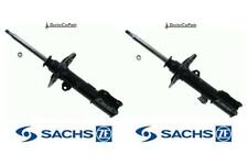 Front Pair of Shock Absorbers Struts FOR TOYOTA CELICA 99-05 1.8 Petrol SACHS
