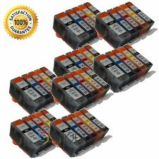 40pk PGI-225 CLI-226 Ink Cartridge For Canon MG5120 MG5320 iP4920 MX892 w/CHIP