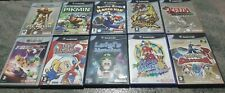Lote 10 juegos Gamecube (Mario,Luigi,Zelda,Metroid,Fzero,Pokemon..)