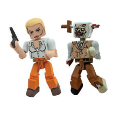 The Walking Dead Zombies Andrea Stabbed Zombie Series 2 Minimates Action Figure