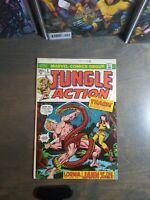 Jungle Action (1972 series) #3 VF-FINE condition. Marvel comics