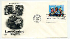 2420 Letter Carriers, We Deliver,  ArtCraft FDC