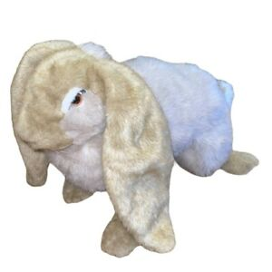 Vintage 1989 APPLAUSE Remarkable Rabbits Plush Bunny Mozart L Realistic