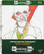 BREAKING BAD, Season 5 (2 Blu-ray Discs, Steelbook U.K.) NEU+OVP