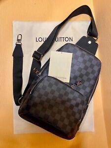 Louis Vuittons Avenue Sling Bag 2020