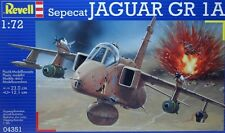 Avion Franco-Britannique SEPECAT JAGUAR GR 1 - KIT REVELL 1/72 n° 4351