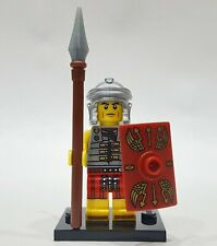 """LEGO Collectible Minifigure #8827 Series 6 """"ROMAN SOLDIER"""" (Complete)"""