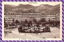 """Toulon - die platz vom """"liberté"""" und die Pharon"""