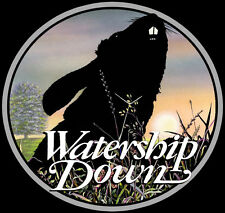 70's Animated Classic Watership Down Poster Art custom tee Any Size Any Color