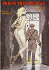 BD adultes  Prison très spéciale International Presse Magazine