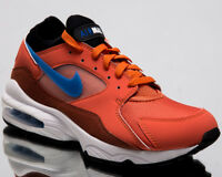 Nike Air Max 93 Vintage Coral Men New Coral Blue Lifestyle Sneakers 306551-800