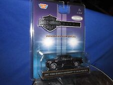HARLEY-DAVIDSON F-250 F350 FORD PICKUP TRUCK SUPERCREW 1:64 purple w/ silver