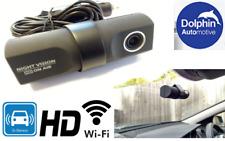 In Car Recorder HD Dash Cam Bullet Witness Dash Camera DVR - WiFi & G Sensor